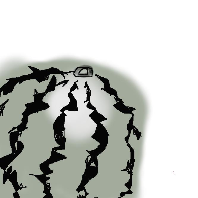 【西瓜/水瓜】ウリ科の蔓性(つるせい)の一年草。地をはい、夏、淡黄色の雄花と雌花とを開く。実は球形や楕円形で大きい。果肉は水を多く含んで甘く、赤・黄などの色のものがある。アフリカの原産で、品種が多い。日本へは江戸時代の初めごろ中国から渡来したといわれる。