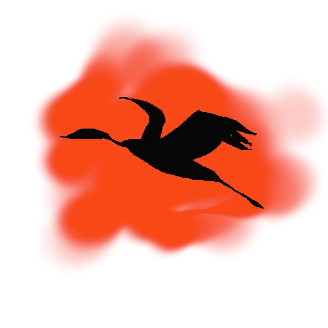 【渡り鳥】繁殖する地域と非繁殖期を過ごす地域とが離れていて、毎年決まった季節にその間を往復移動する鳥。ふつう南北方向に移動し、日本では、越冬するカモ・ハクチョウなどの冬鳥、繁殖するツバメ・カッコウなどの夏鳥、春・秋に一時滞在するシギ・チドリなどの旅鳥がある。