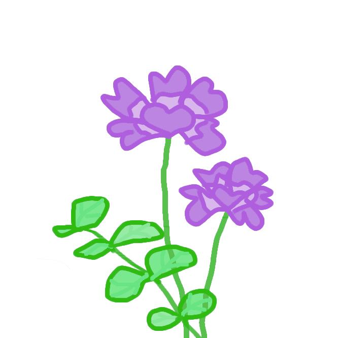【蓮華】マメ科の越年草。茎は地をはってよく分枝し、葉は9~11枚の小葉からなる羽状複葉。4、5月ごろ、長い柄の先に紅紫色の蝶形の花を輪状につけ、仏像の蓮華座を思わせる。中国の原産。江戸後期から緑肥にするため水田に栽培され、田植え前の花盛りのころに土にすき込む。