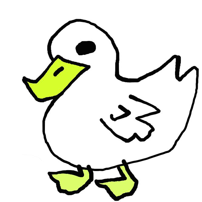 【家鴨】マガモを飼いならしてつくられた家禽(かきん)。紀元前に中国とヨーロッパで別々に家禽化されたという。肉用・卵用・卵肉兼用など、20種ほどの品種がある。