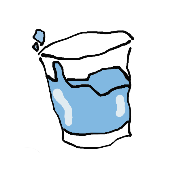 【水:water】化学的には酸素と水素の化合物で、無色、無臭、無味の液体。天然には海水、湖水、河川水、井水、温泉水、雨、雪、氷、水蒸気などとして多量に存在する。融点0℃、沸点 100℃。化学式は H2O で表わされる。比重 1.000000 (4.08℃) 。融点、沸点、気化熱などの値は硫黄、セレンなど酸素の同族体の水素化合物に比し著しく大きい。比熱、潜熱も大きく、表面張力は水銀に次いで大きい。これらは水の分子が強い極性をもつので、分子間に強い水素結合が生じ、水分子の会合が起って擬結晶構造をとることが原因とされている。イオン性物質に対する良好な溶媒である。水は生命の維持に不可欠の物質であるが、間接的にも食糧 (農水産物) の生産、気候の調節、自然界における輪廻に基づくエネルギーの蓄積などを通して人間の生活を支えている。