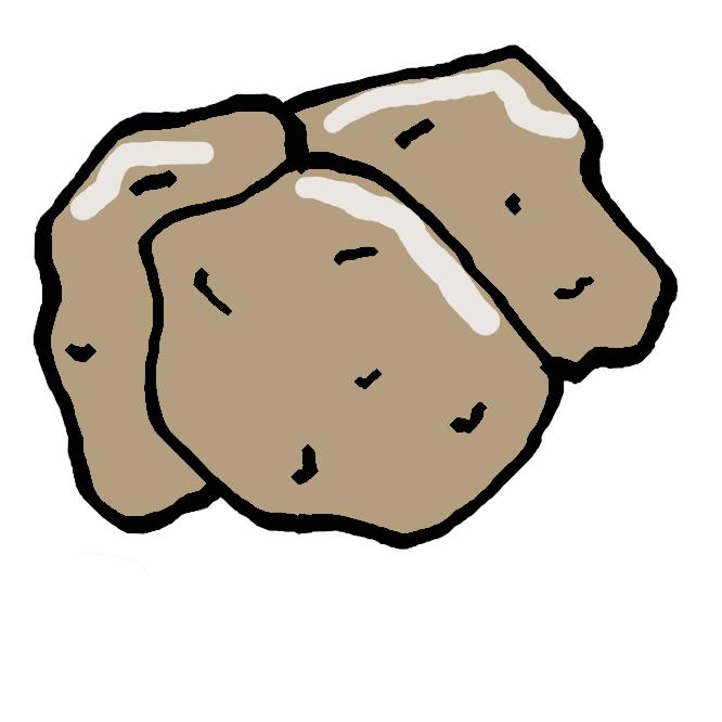 【ジャガ芋】ナス科の多年草。高さ60センチ~1メートル。6月ごろ、白色や淡紫色の花を開く。地下茎は肥大していくつもの塊状となり、良質のでんぷんに富み、食用。アンデス山脈の原産。日本へはジャカルタから渡来。琉球芋。馬鈴薯(ばれいしょ)。