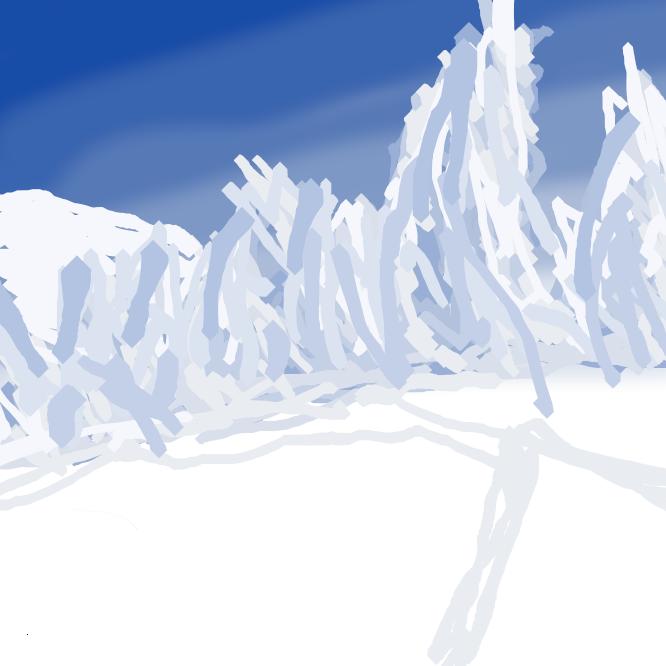 【樹氷】低温条件で樹木などが粒状の氷に覆われる現象を意味する語。大気中の霧や水蒸気が凍結したものであり、「粗氷」や「樹霜」とともに霧氷の一種とされる。特に山形県蔵王の樹氷は著名であり、「アイスモンスター」とも呼ばれ、重要な観光資源となっている。2014年2月に、山形大学の柳沢文孝教授の調査により、「樹氷」という名称の由来が判明した。東北帝国大学の学生が1922年頃に、当時は別の現象を指していた「樹氷」という気象用語を、誤って用いたのがきっかけだったという。
