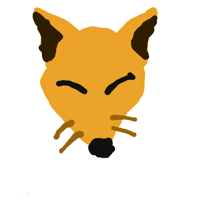 【狐】イヌ科の哺乳類。体長45~90センチ、尾長30~55センチ。毛色は主に橙褐色。口先が細くとがり、耳が三角で大きく、尾は太い。雑食性で、ノネズミを狩るときには高く跳躍して前足で押さえる。日本にはキタキツネ・ホンドギツネの2亜種がすむ。森林や草原のほか人家周辺にも現れ、民話に多く登場。人を化かすといわれ、また稲荷神の使者ともされる。