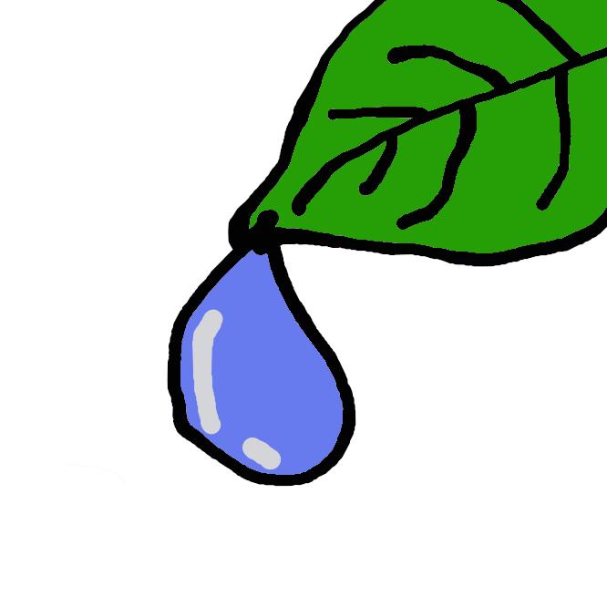 【滴】したたり落ちる液体の粒。また、それがしたたり落ちること。
