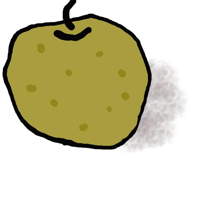 【梨】バラ科ナシ属の落葉高木。葉は卵円形。春の終わりごろ、白い5弁花をつけ、秋に大形で果皮に斑点のある実を結ぶ。果樹として栽培され、二十世紀などの青ナシと長十郎などの赤ナシがある。