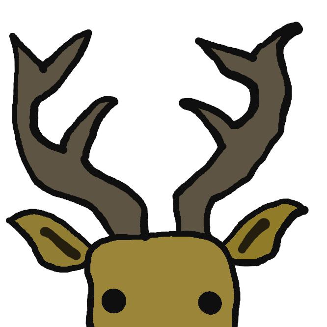 【鹿】シカ科の哺乳類。日本にすみ、ヤクシカ・ホンシュウジカなどの亜種があり、北のものほど大形。雄は3または4本に枝分かれした角をもつ。毎年4月ごろ前年の角が落ちたあと、袋角が伸び、9月ごろ完成した角となり皮がむける。幼時および夏毛には白斑があるが、冬毛では消失。