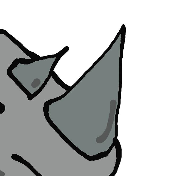 【犀】奇蹄(きてい)目サイ科の哺乳類の総称。陸上では象に次ぐ巨獣で、皮膚は厚く、毛はほとんどない。鼻先にある1本または2本の角は皮膚が角質化したもので、漢方では珍重される。南アジア・東南アジア・アフリカに5種が分布、いずれも国際保護動物。