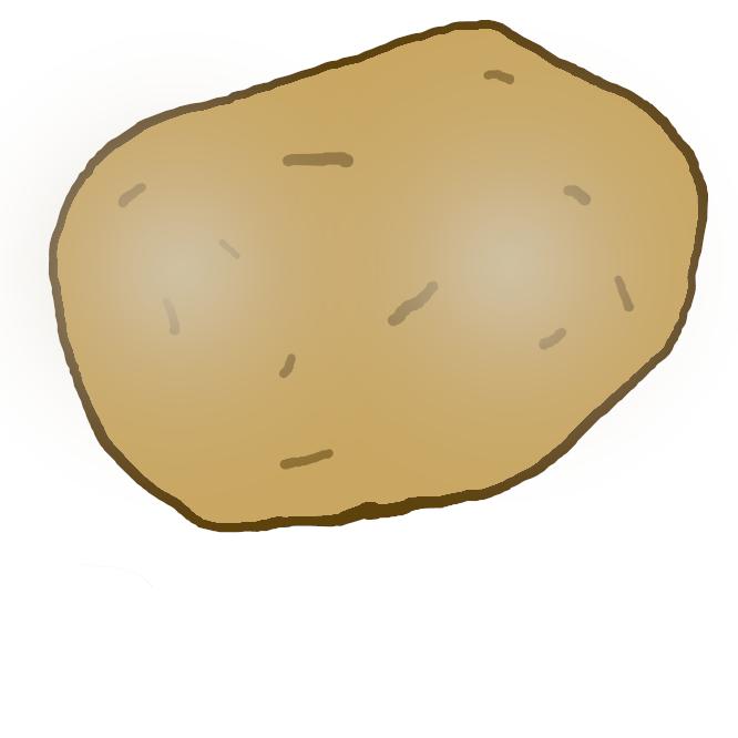 【馬鈴薯】ジャガイモの別名。