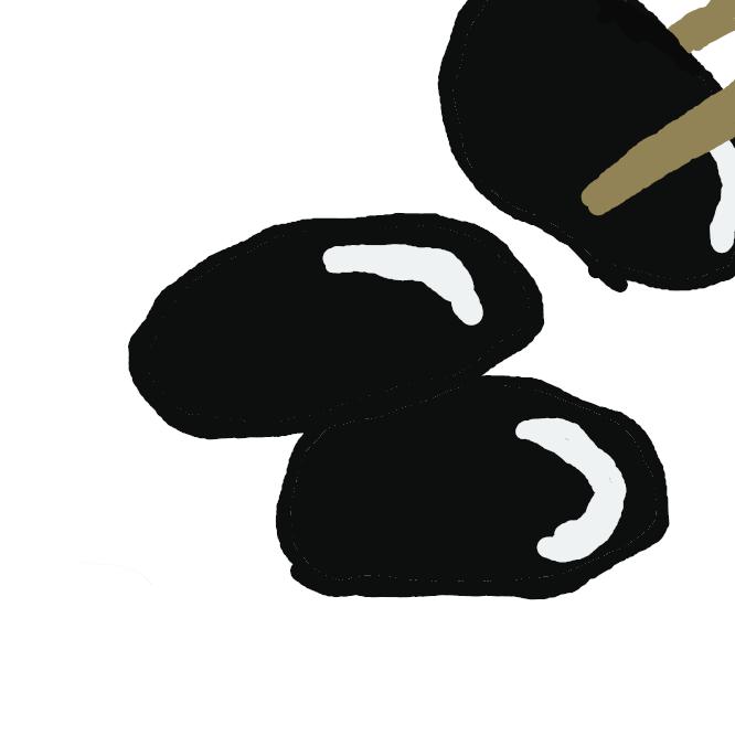 【黒豆】ダイズの一種で、豆の外皮が黒いもの。正月料理の煮豆や和菓子の材料に、また不祝儀のおこわに入れる。