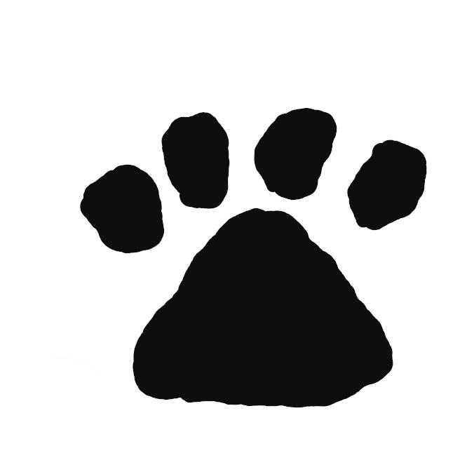 【肉球】猫や犬などの足の裏にある肉質の塊。毛はなく、弾力があり、表面は厚い角質層に覆われる。歩くときのクッションになる。蹠球(しょきゅう)。