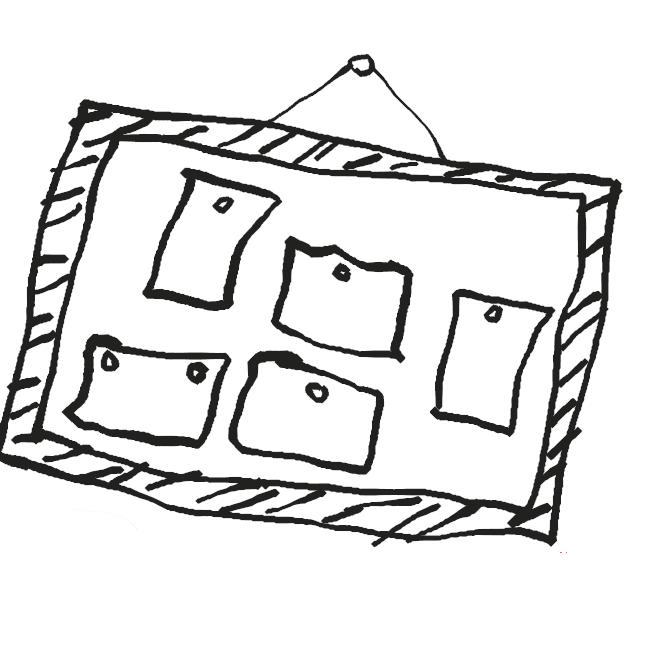 【写真ボード】木製枠やアルミ枠を使った写真を貼り付けるパネルのことです。