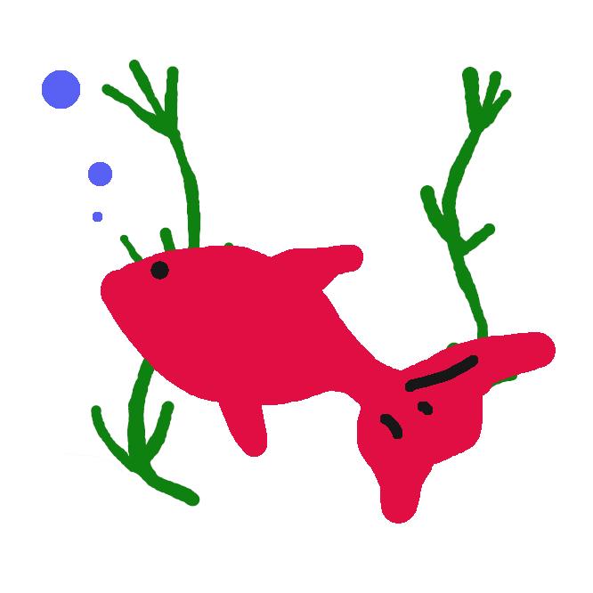 【金魚】フナを原種とする観賞用の淡水魚。和金・琉金(りゅうきん)・出目金・頂天眼・オランダ獅子頭(ししがしら)・蘭鋳(らんちゅう)・キャリコなど、品種は極めて多い。品種によってひれ・目・頭部・体形・体色などに著しい変化がみられる。