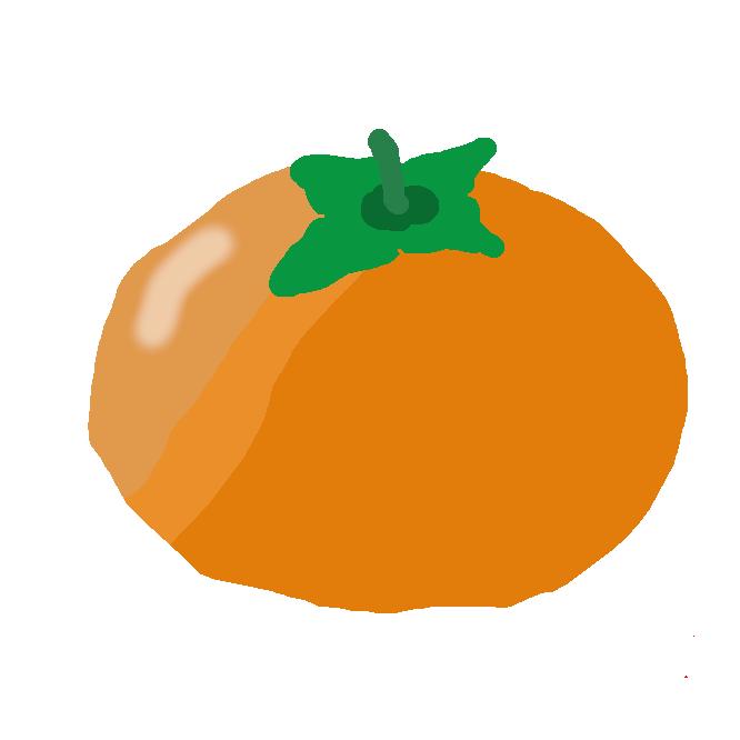 【柿】かきのき科の落葉高木。果実はいわゆる柿色で、代表的な秋のくだもの。甘がきと渋がきがあり、それぞれ種類が多い。