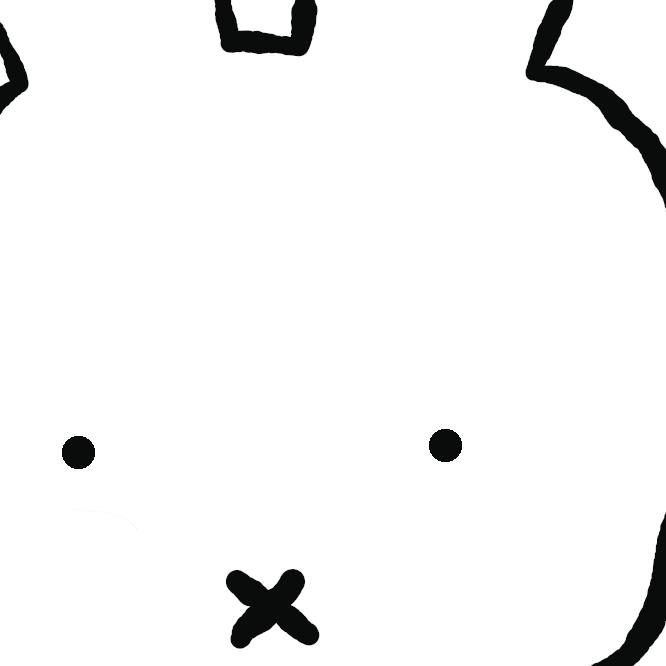 """【Miffy】オランダのデザイナー、ディック・ブルーナが描いた絵本に主人公として登場する。日本において""""うさこちゃん""""または""""ミッフィー""""と呼ばれているが、本来の名前はナインチェ・プラウスである。"""