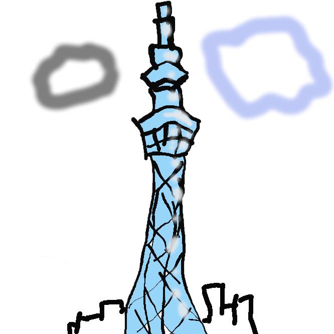【東京スカイツリー】東京都墨田区にある地上デジタル放送用の電波塔。平成20年(2008)着工で同24年完成。高さ634メートルで、アラブ首長国連邦の超高層ビル「ブルジュハリファ」(828メートル)に次いで高さ世界第2の建造物。塔としては世界一。平成25年(2013)からNHKと在京民放5局の電波を送出する。