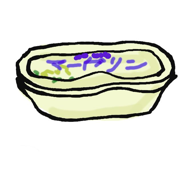 大豆油・綿実(めんじつ)油などを原料とし、食塩・乳化剤・香料・着色料などを練り合わせ、バター状に仕上げた食品。1869年にフランスで初めて製造。人造バター。