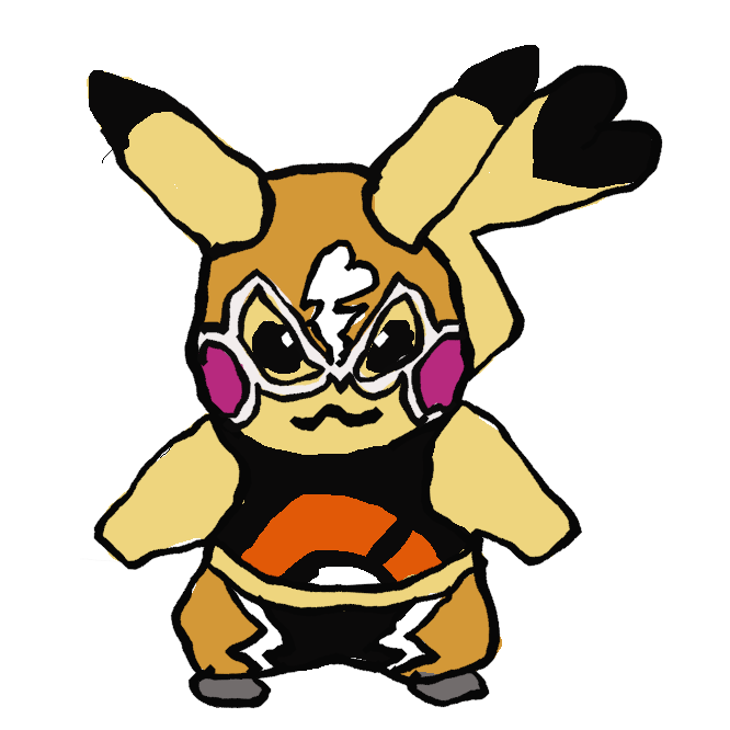 ゲーム「ポケットモンスター(ポケモン)」シリーズに登場するモンスターであるピカチュウのバリエーションの一つ。