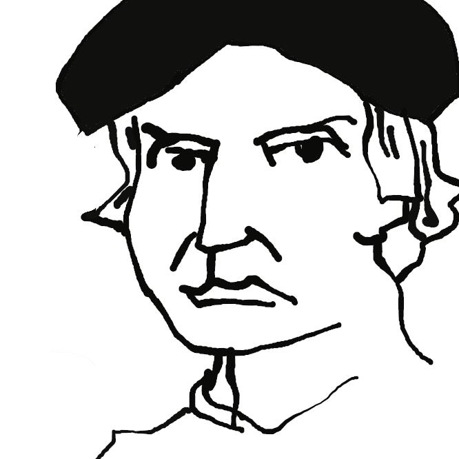イタリア生まれの航海者。1492年、スペイン女王イサベルの援助を得てアジアをめざし大西洋を横断、サンサルバドル島に至る。以後3回の探検によって中央アメリカ沿岸を明らかにしたが、そこをインドの一部と信じ、新大陸の全貌を知らずに死亡。