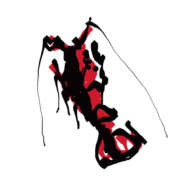 【海老】十脚目長尾亜目の甲殻類の総称。海水または淡水にすむ。体は頭胸部と腹部に区別される。頭胸部は1枚の甲殻で覆われ、二対の触角、五対の歩脚をもつ。腹部は7節からなり、五対の遊泳脚がある。歩行するイセエビ・ザリガニ、遊泳するクルマエビ・サクラエビ・シバエビなどがある。食用、魚類のえさとして重要。