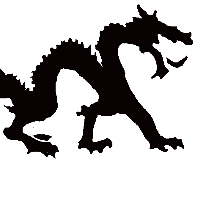 【昇り龍】天に向かって上昇している竜。転じて、勇壮果敢で勢い付いている様子を形容する表現。