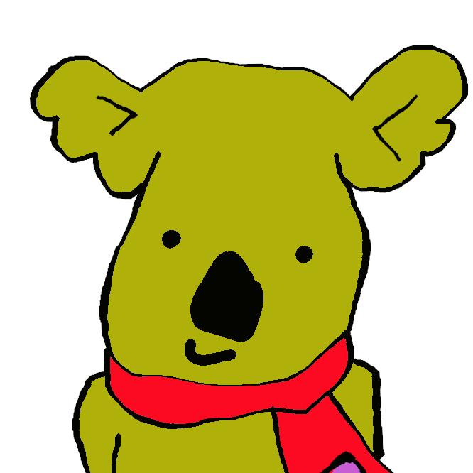 コアラのマーチのキャラクター。