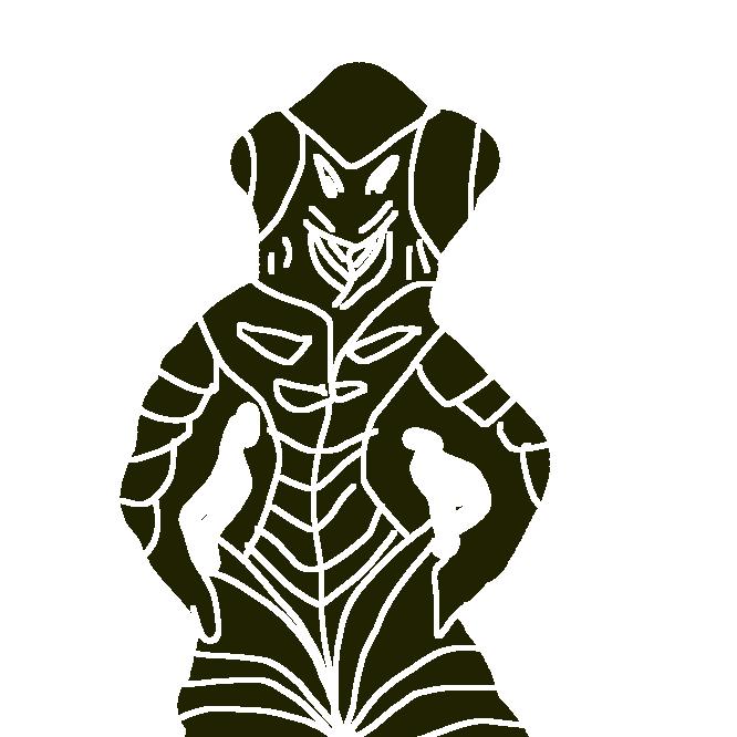 黒いずんぐりとした体型と、耳の尖った悪魔のような顔が特徴。ウルトラシリーズに登場する宇宙人の中でも屈指の知名度を誇り、紳士的かつ慇懃無礼な態度とIQ1万という桁外れの知性で知られる。知性派でありながら、ウルトラマンと同等以上の戦闘力を持ち、突き合わせた両拳から放つペアハンド光線は八つ裂き光輪を、拳を握って突き出した片腕から放つ必殺光線グリップビームはスペシウム光線を、それぞれ相殺している。