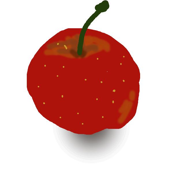 長野県松本市の波多腰邦男氏が、1964年に「ふじ」と「紅玉」との混植園で育成・選抜した品種です。果肉はやや硬いですが、糖度が高く酸味も適当で、そのまま生食されたり、屋台のりんご飴の原料に使われたりします。