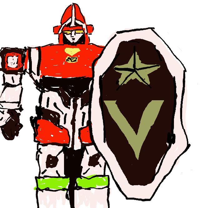 戦闘機ゴーグルジェットと戦車ゴーグルタンク、そしてダンプカーのゴーグルダンプが合体して誕生する巨大ロボで、戦隊シリーズ初の3機合体ロボである。そして、あまり話題にならないが、メンバーの色に対応したメカが合体する初めてのロボット。そして1号ロボでも珍しい、初期メンバー全員が乗り込まないロボットでもある。