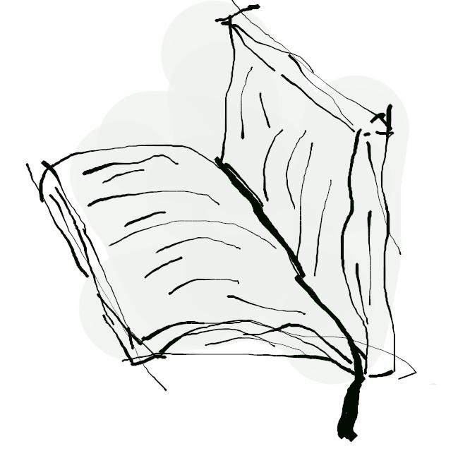 【文庫本】文庫判の出版物。元来は、安価で普及を目的としたもの。